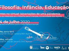Filosofia, Infância, Educação (Universidade dos Açores)