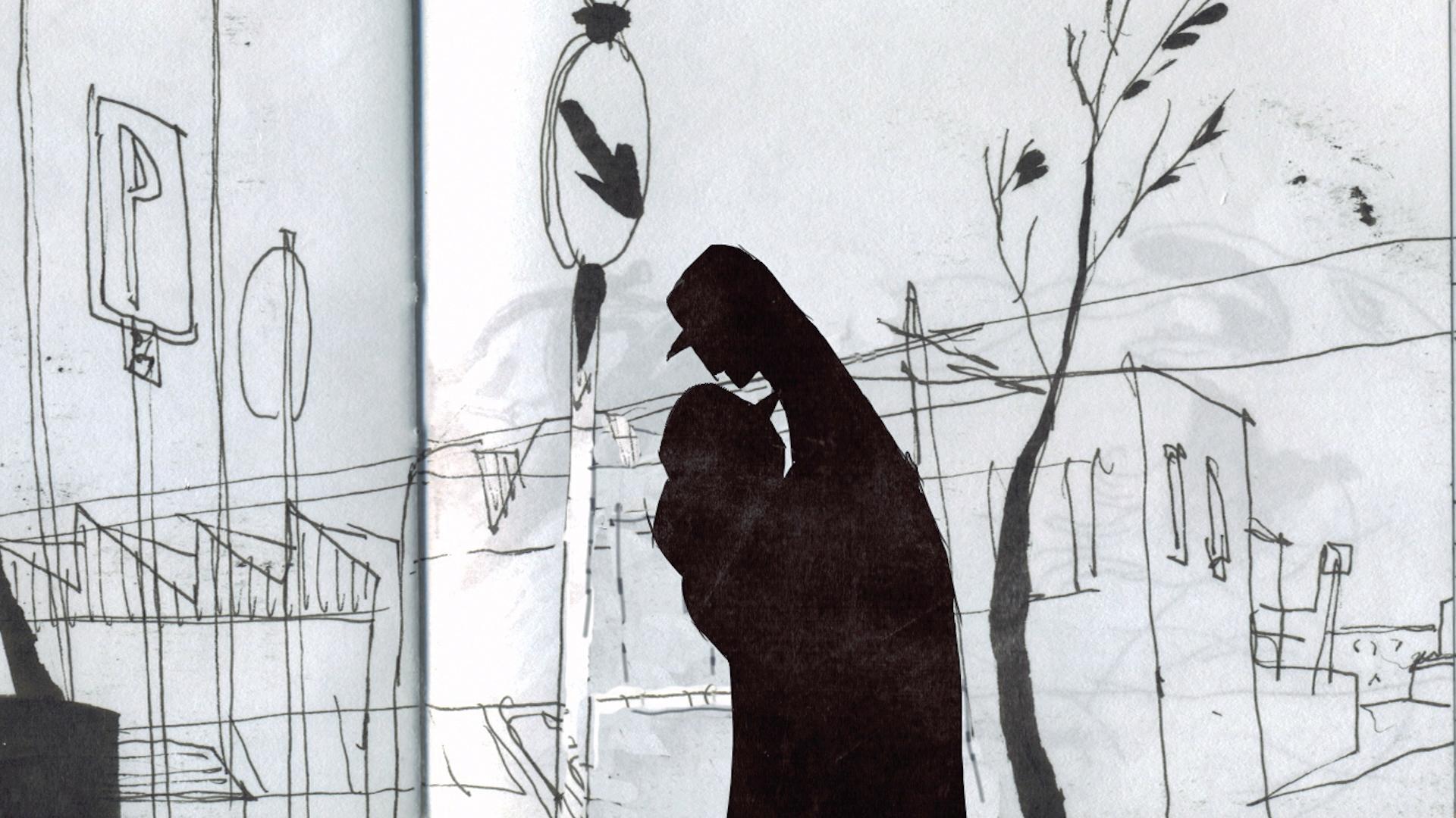 20 Desenhos e um Abraço, José Miguel Ribeiro