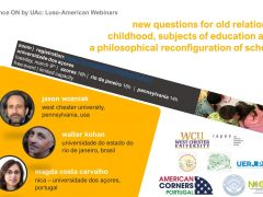 """New questions for old relations: Childhood, subjects of education and a philosophical reconfiguration of school"""